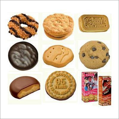 Ingredients For Biscuits & Cookies Industry