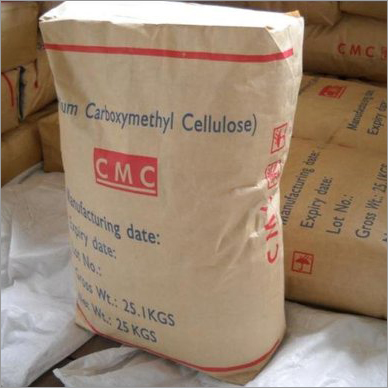 Carboxy Methyl Cellulose (C.M.C
