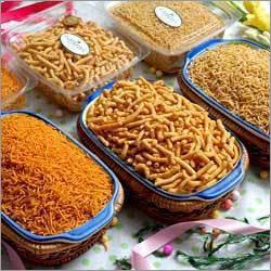 Ingredients for Namkeen & Sweets Industry