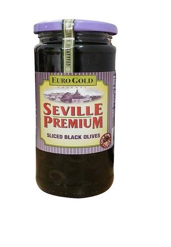 Black Sliced Olives 3.1kg