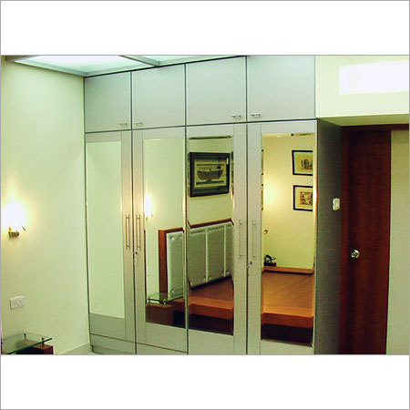 Bedroom Wardrobe Designing Services