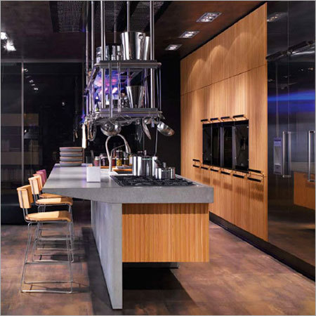 Gloosy Modular Kitchen
