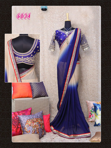 Bollywood Designer Exclusive Fancy Party Wear Saree