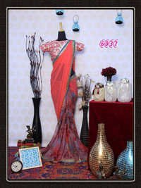 Exclusive Fancy Designer Bollywood Party Wear Saree