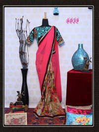Bollytwood Designer Fancy Party Wear Saree Sari