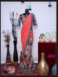 Bollywood Replica Designer Party Wear Saree