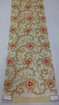 Designer Boutique Embroidered Fabrics