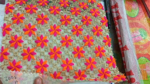 Embroidery Fabric For Designer kurtis