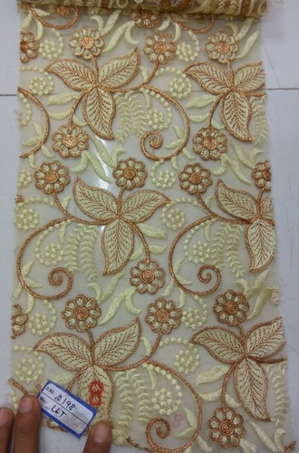 Fancy Embroidered Fabrics