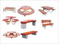 Pre Cast Garden Furniture
