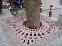 Pre Cast Tree Surround Making Machine