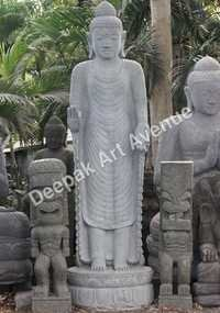 Large Standing Buddha Statue