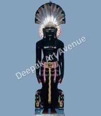 Stand Parathnath Statue