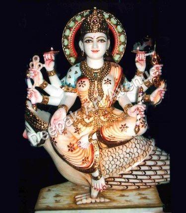 Padmavati Marble Statue