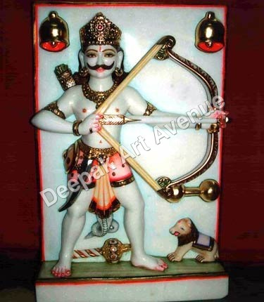 Ghntaghan Marble Statue