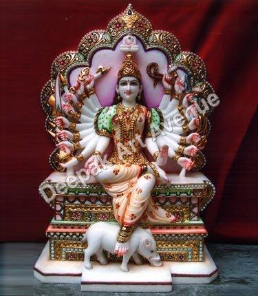 Yashyshni Ma Statue