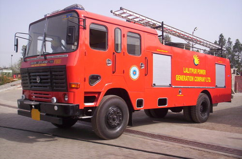 Water Fire Tender