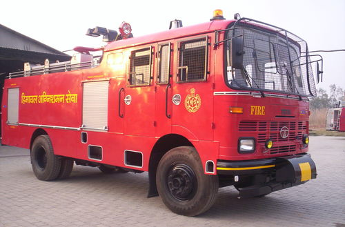 Medium And Industrial Fire Truck