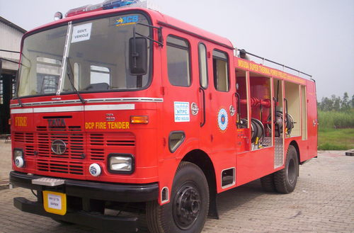 Medium and Industrial Fire Truck(7 Ton to 16 Ton)