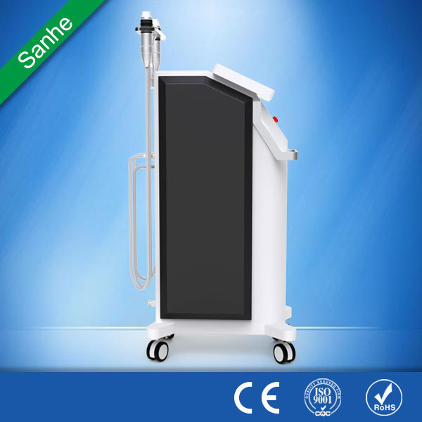 Vertical Microneedle and Fractional RF Device