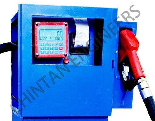 Diesel Dispenser With Receipt Printer