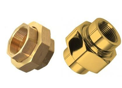 Brass Union Joints