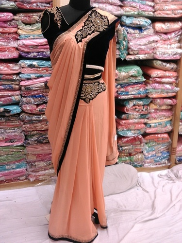 Ready Pleated Saree