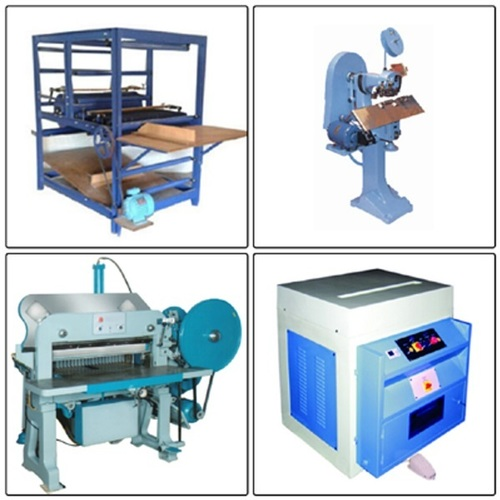 Multi Purpose Notebook Making Machine