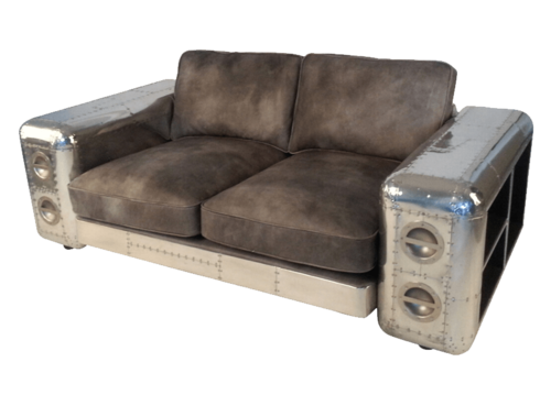 AVIATOR SOFA 2 SEATER
