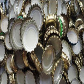 Printed Metal Crown Corks