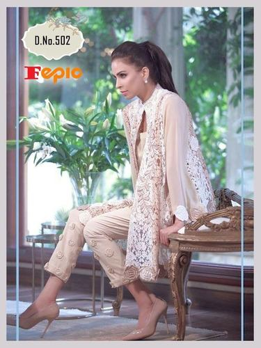 Pakistani Exclusive Fancy Designer Party Wear Salwar Kameez Suit