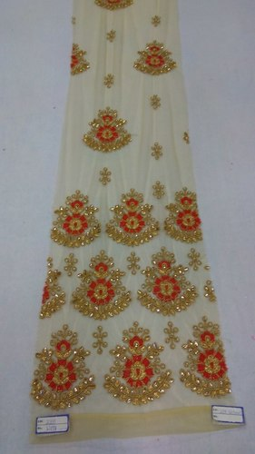 Suit Embroidered Fabrics