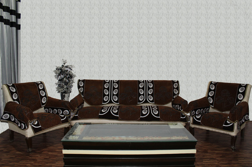 Chenille Sofa Panel Farari