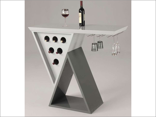 Triangle Mini Bar Counter