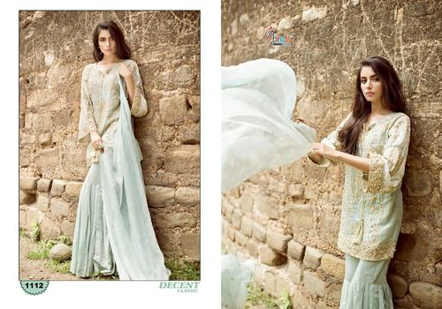 Festival Offer Designer Party Wear Salwar Kameez Suit