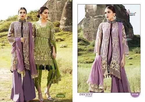 Pakistani Designer Party Wear Salwar Kameez Suit