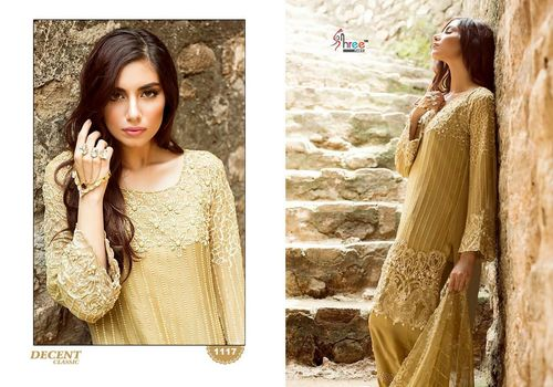 Fashion Designer Fancy Party Wear Salwar Kameez Suit