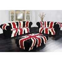 Union Jack Sofa Set