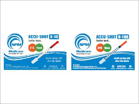 Insulin Syringe Multi Pack