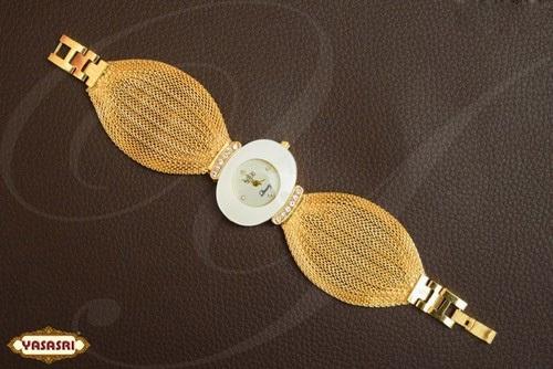 Gold Belt women's Watch