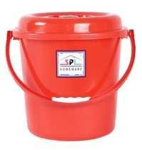 Square Bucket 20 No. With Lid