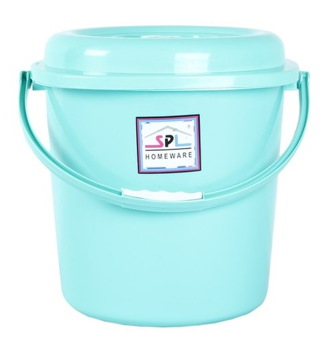 Square Bucket 25 No. With Lid