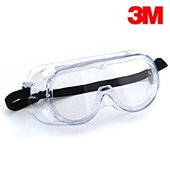3M Goggles 1621 Safety Goggles