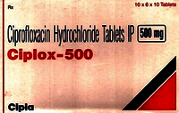 Ciplox 500mg tablet