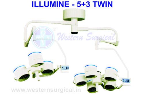 LED Light Illumine -e-5-3- Twin- Ceiling - Model-p-7-a