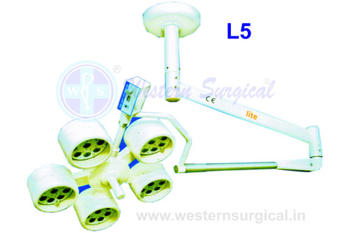 LED Light L 5 Ceiling Model (p 3 A)
