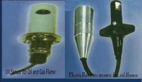 Flame Sensors (UV, FR & PR types)