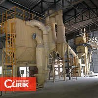 Kaolin Grinding Mill Machine