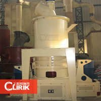 Iron Oxide Grinding Mill Machine