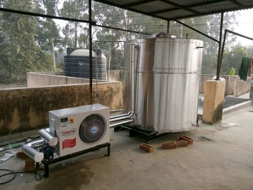 Air to Water Heat Pump Systems